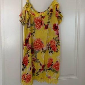 River Island Dresses - Floral summer mini dress